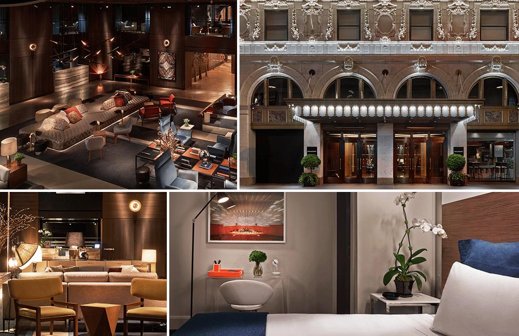 Paramount Hotel New York